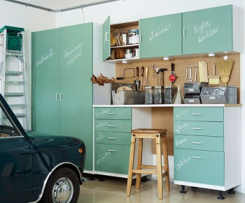 Making Full Use Of Utility Storage Cabinets In Your Garage