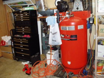 Choosing The Best Air Compressor For Your Garage
