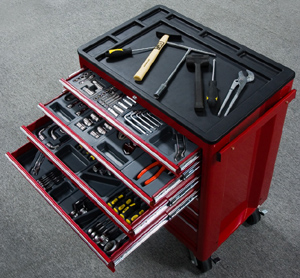 Rolling Tool Box u2013 Mobile Garage Storage Unit & Rolling Tool Box - Mobile Garage Storage Unit