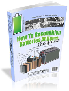 Reconditioning Battery Guide