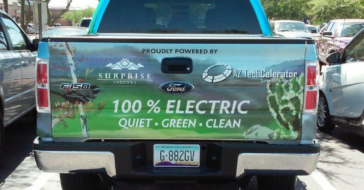 EV Truck