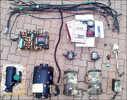 EV conversion kit